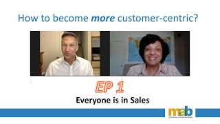 Episode 1 - Everyone is in Sales