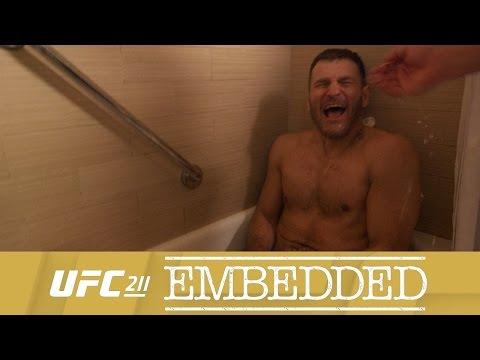 UFC 211 Embedded: Vlog Series - Episode 5