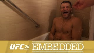 UFC 211 Embedded: Vlog Series - Episode 5