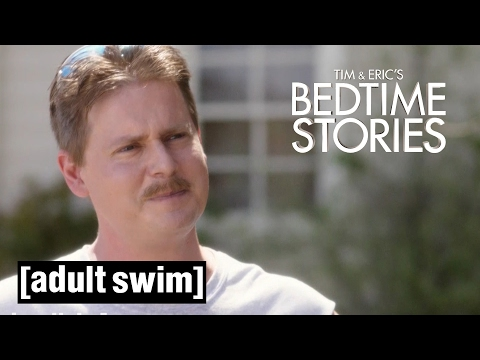 Welcome to the Sack | Tim & Eric's Bedtime Stories | Adult Swim