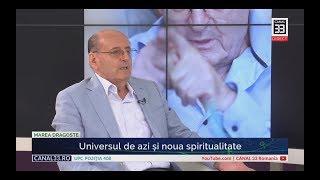 Gambar cover Universul de azi și noua spiritualitate, cu Prof. Dumitru Constantin Dulcan