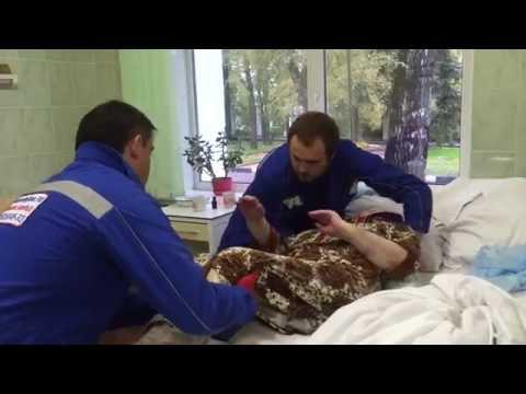 Бесплатная перевозка лежачих больных  от компании МосМедТранс