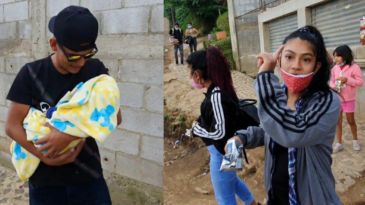 Llevo a Nohemi, Dylan y Toda la Familia al mirador de Guatemala/Asi fue su Reacción 😱
