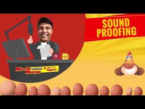 Mirchi Murga | Sound Proofing | RJ Naved