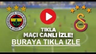 Galatasaray Fenerbahçe Maç Canlı Yayın İzle ( bein sport izle)