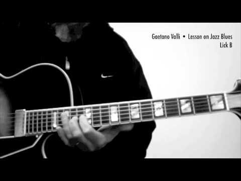 G -- Jazz-blues 1 -- Axe 163
