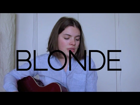 Blonde (Bridgit Mendler) Cover