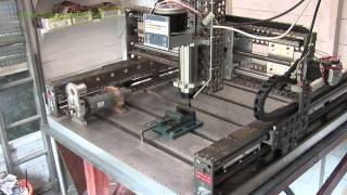 My CNC machine explained