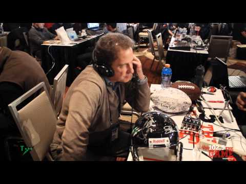 1025 the Game Presents: Super Bowl 48 Interviews - Kevin Harlan
