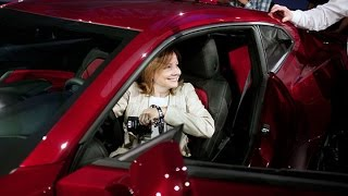 New Chevy Camaro: GM CEO Mary Barra Says Every Inch Of The Car Has Been Improved
