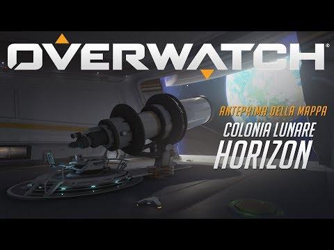 Nuova mappa | Colonia lunare Horizon (IT)