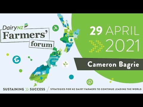 Farmers' Forum 2021: Cameron Bagrie - Future focused insights
