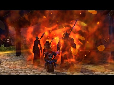 WoW Legion Beta: Broken Isles and Introductory Quests
