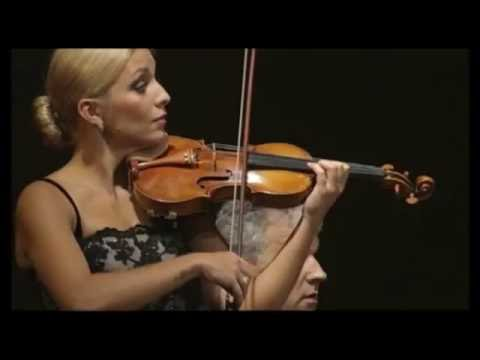 Liszt's Hungarian Rhapsody No.2 with Lidia Baich & Matthias Fletzberger