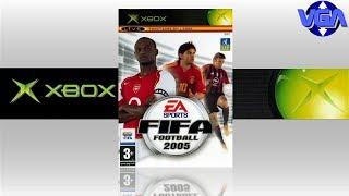 Fifa 2005 gameplay xbox ( 2004 )