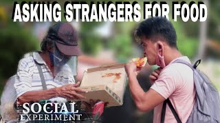 Asking Strangers For Food ( SOCIAL EXPERIMENT)