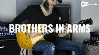 Dire Straits - Brothers in Arms - Electric Guitar Cover by Kfir Ochaion
