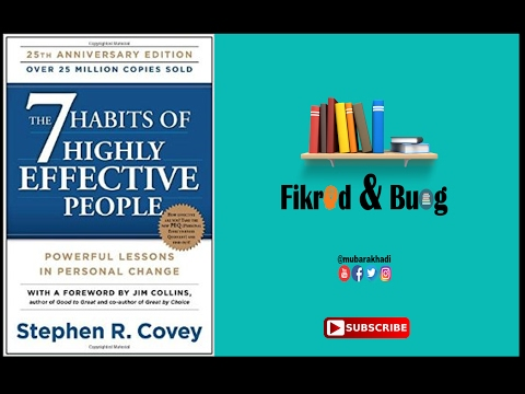 Fikrad & Buug #2 | The Seven Habits of Highly Effective People | Stephen Covey | Somali
