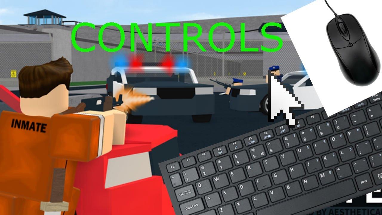 Roblox Prison Life V2 0 Controls Hd Youtube