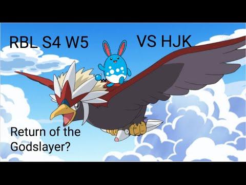 RBL S4 W5 Match Versus Helsinki High Jump Kicks: Return of the Godslayer?