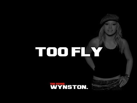 Hilary Duff | Too Fly [Rap Beat] | OPEN COLLAB | #WynstonOnTheBeat X ?????????