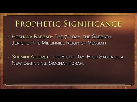 The Secret of the Eighth Day & The Last Great Day - October