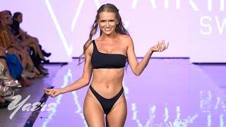 Waikiki Swimwear Bikini Fashion Show Miami Swim Week 2019 Art Hearts Fashion