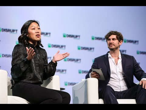 Moonshot Philanthropy with Priscilla Chan (Chan Zuckerberg Initiative) | Disrupt SF 2018