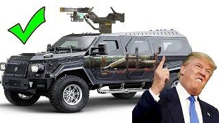 Dünyadaki En Pahalı 10 Zırhlı Araç