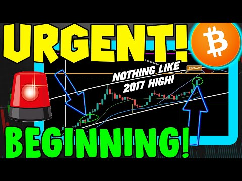 BITCOIN IS PARABOLIC AND IT'S NOTHING LIKE THE LAST BULL MARKET! URGENT MESSAGE!