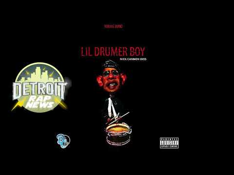 """Yung Juno – """"Lil Drummer Boy"""" (Nick Cannon Diss) DetroitRapNews Exclusive (Official Audio)"""