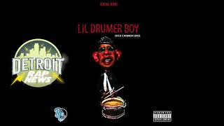 """Yung Juno - """"Lil Drummer Boy"""" (Nick Cannon Diss) DetroitRapNews Exclusive (Official Audio)"""