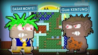 Kisah Kakak Adik New Series part 34 GROWTOPIA INDONESIA