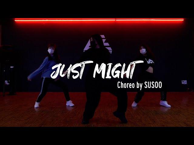 EZDANCE I 서인천점 I 이지댄스 I Summer Walker - 'Just Might' CHOREOGRAPHY by SUSOO