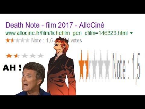Pourquoi Death Note (2017) n'est-il pas TOTALEMENT mauvais ? - Info Express #24