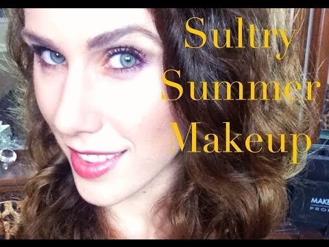 Sultry Summer Cruelty Free Makeup Tutorial!