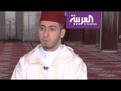 ورتل القرآن |  القارئ حمزة ورّاش من المغرب