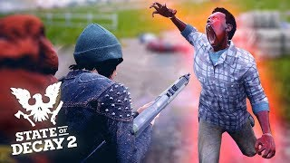 FIRST SURVIVOR DEATH! *THIS IS BAD* State of Decay 2