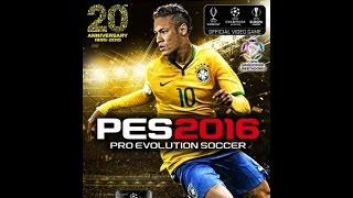 PATCH PRO EVOLUTION SOCCER 2016 XBOX 360 (DLC 2.0)
