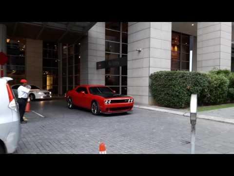 Dodge Challenger SRT Hellcat (Tunku Panglima Johor)