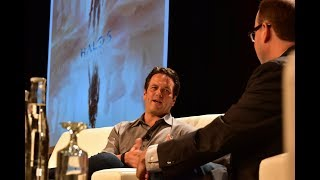 Phil Spencer, Head of Xbox, at the 2015 GeekWire Summit