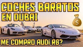 COCHES BARATOS EN DUBAI | ME COMPRO UN AUDI R8?
