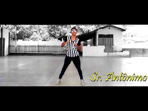 Sr. Antônimo - Aline Barros - Coreografia - Kids G.D.Emmanuel
