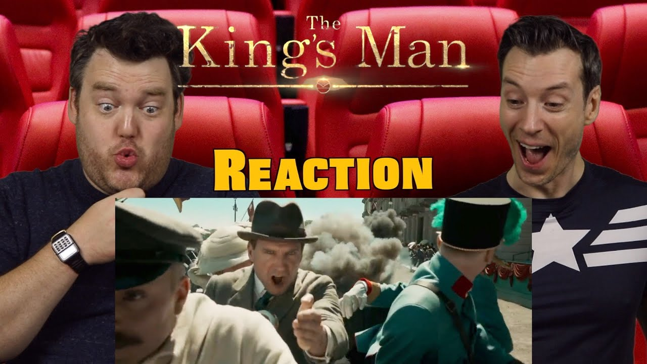 Download The King's Man - Trailer 2 Reaction / Review / Rating