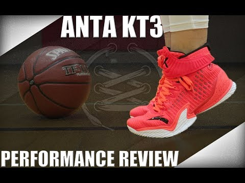 ANTA KT3 Performance Review