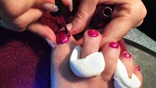 Watch This If You Get Manicures Or Pedicures!