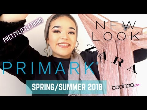 57d10561f9b33 MASSIVE SUMMER PRIMARK HAUL AND TRY ON MAY 2018  HOLIDAY CLOTHES  WOMENS  SHOPPING HAUL  FASHION