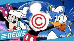 Copyright: Verliert Disney Mickey Mouse? - FLIPPS News