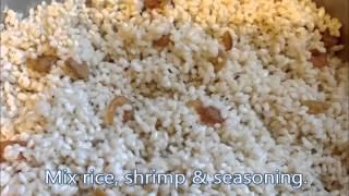 How to make Zongzi - Glutinous Rice Dumplings