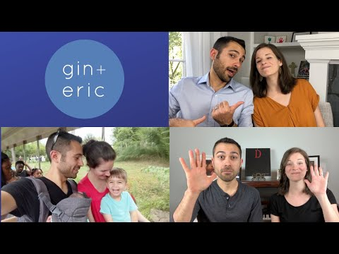 Welcome to Our Channel! Ginny and Eric